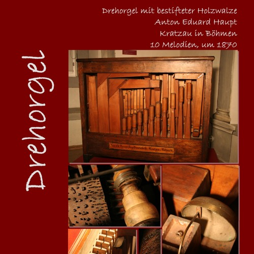 16 Böhmische Drehorgel Melodienfolge