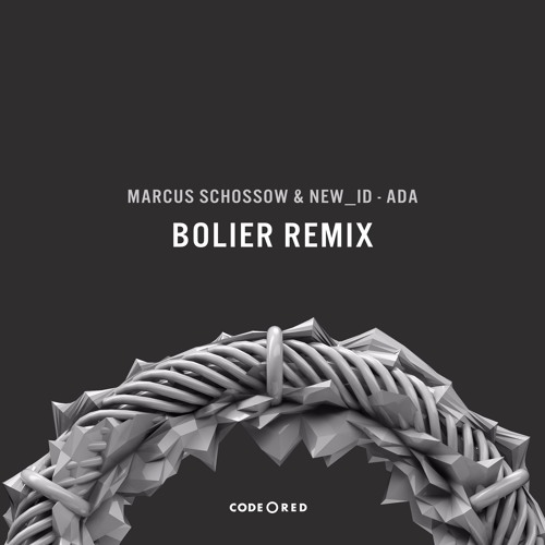 Marcus Schossow & NEW_ID - ADA (Bolier Remix) (Available Now)