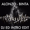 Alonzo - Binta (DJ ED Intro edit) *Extrait