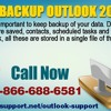 How To Backup Outlook 2003 Data