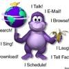 Vinesause downloads viruses to Shrek (All Star Windows Remix)