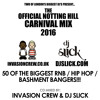 The Official Notting Hill Carnival Mix 2016