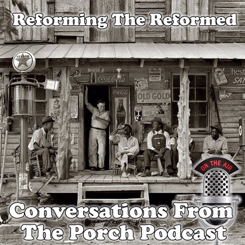 CFTP - Episode 18 - New Covenant Theology's Straw Man Army Responds to SRR - Pack A Lunch!