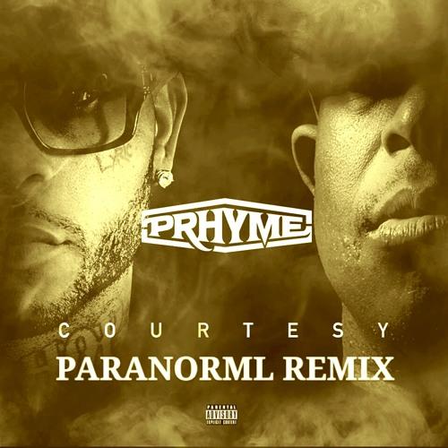 PRHYME (ROYCE DA 5'9 & DJ PREMIER) PARANORML-REMIX