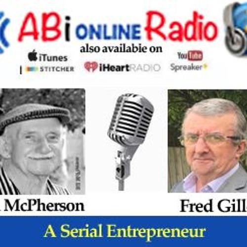 ABi Online Radio - ESP: 006 - Bill McPherson - 90 Years Experience Shared