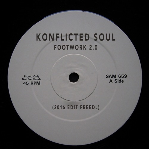 Konflicted Soul - Footwork 2.0 (2016 Edit)