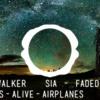 Alan Walker & Sia Faded Cheap Thrills Alive Airplanes(feat. Hayley Williams, B.o.B, Sean Paul) mp3