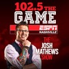 Josh's Twitter Question & Topic Of The Day on the Josh Mathews Show 8-28-16