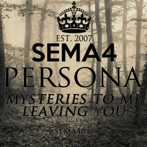 Persona - Mysteries To Me