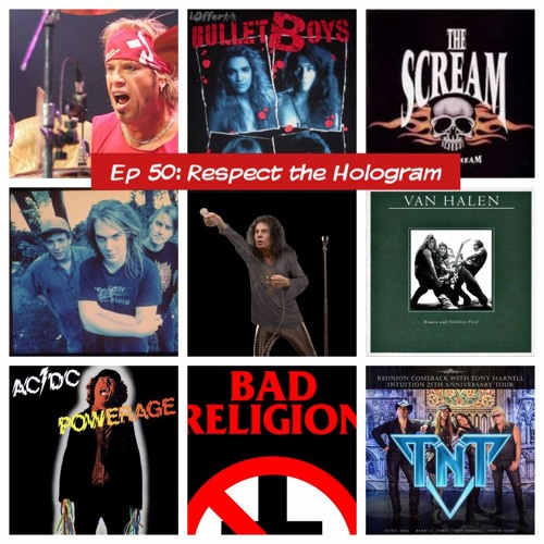 Ep 47: Respect the Hologram - Old & Deep 3