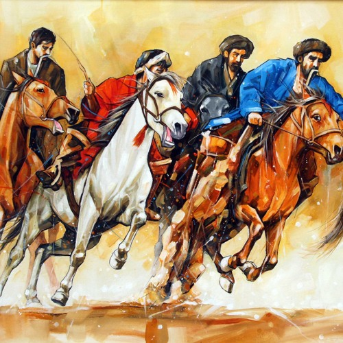 Tasawar, Sufi Ghazal of Ghani Khan, Ali Baba Khan
