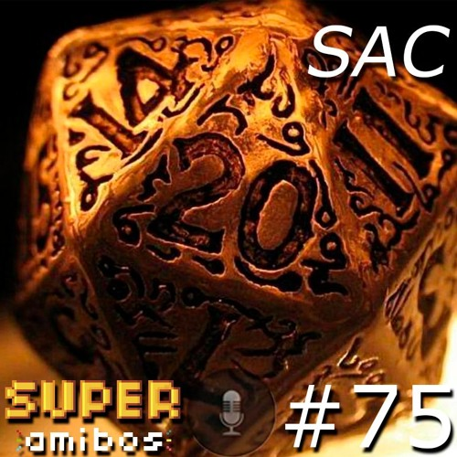 SAC 75 - DOUBLE DAMAGE! (convidado J.M. Trevisan)