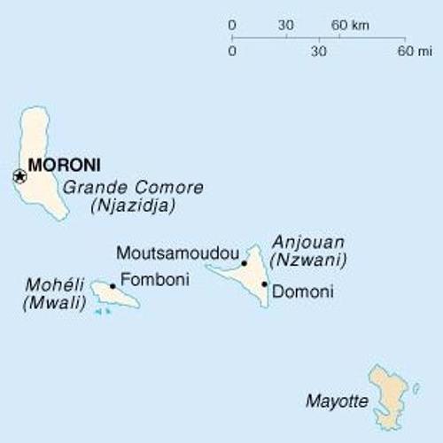 Hymne national Comorien