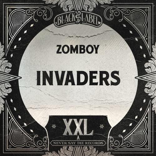 Zomboy Invaders soundcloudhot