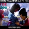 Raz Dee: Hridoy Kompon | Vinyl Mix | Bangla R&B | Stop Motion Music Video | English Subtitles