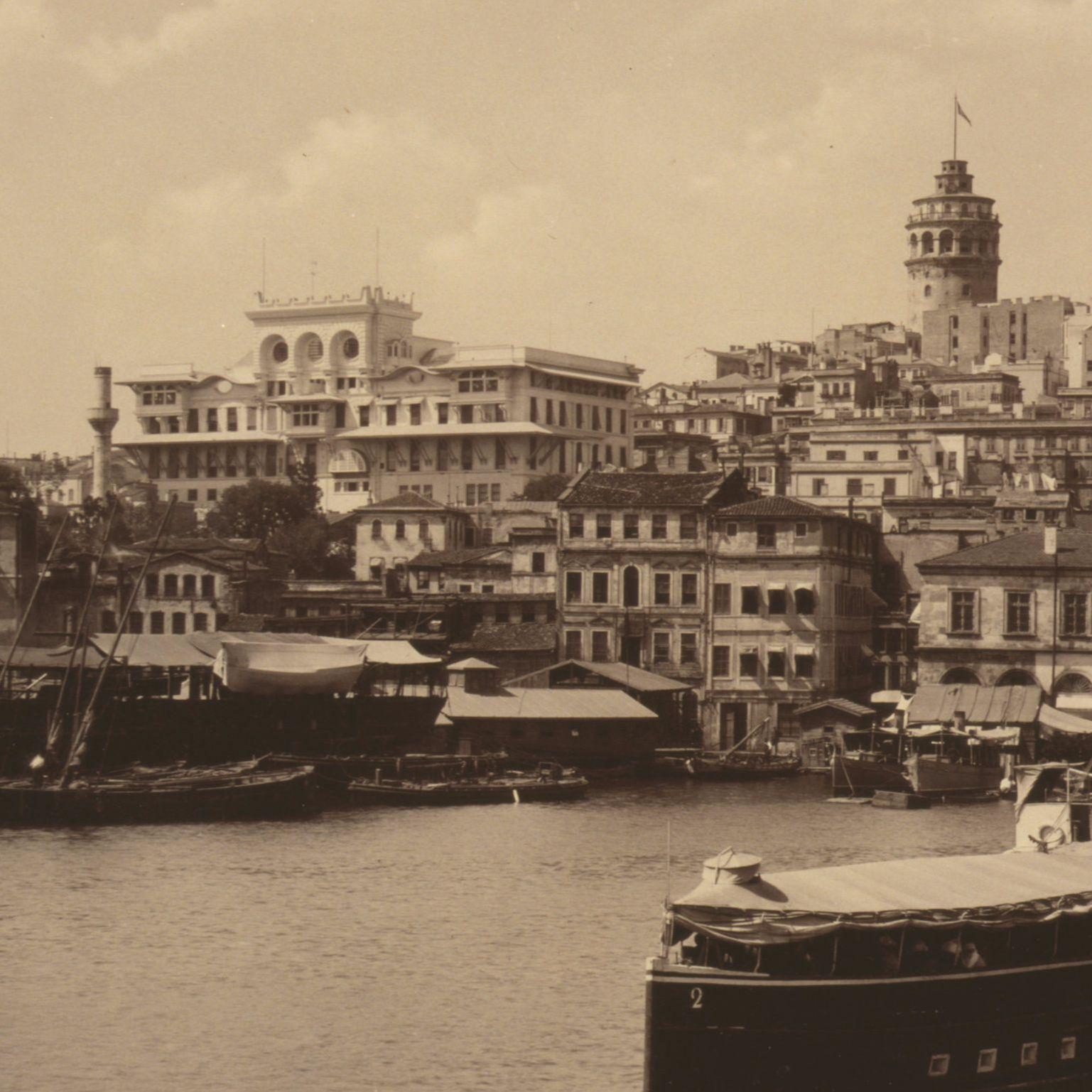 Ottoman Encounters with Global Capital   Coşkun Tuncer