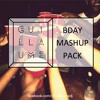 Lagu Original- Guillaume's Bday Mashup Pack (BUY = FREE DOWNLOAD)