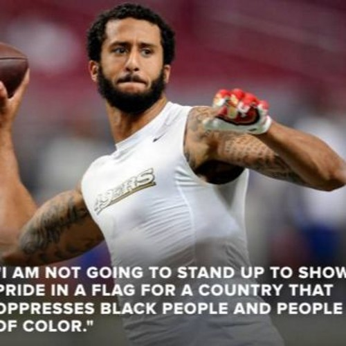 "Ear Candy ON DEMAND Ep. 212 ""Colin Kaepernick's National Anthem Protest"""