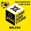 Milano(First Set) @ SonneMondSterne XX Goulash-Music Camp Stage