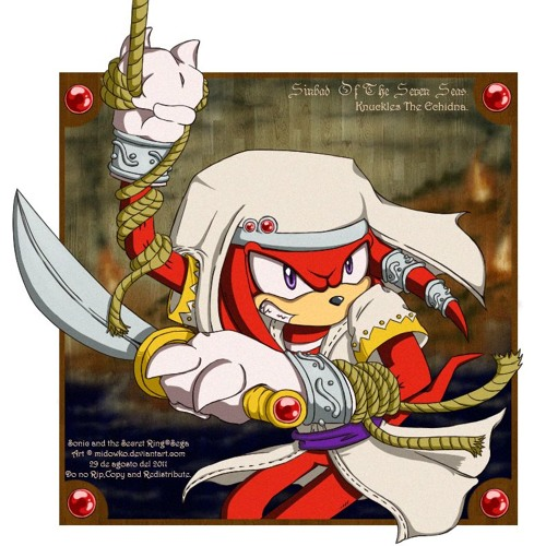 Sand Trap (Sonic 3 & Knuckles: Sandopolis Zone Remix)