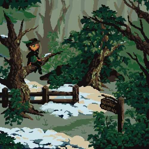 Evergreen Village (.gbs)