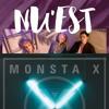 MONSTA X/NU'EST - Stuck/Love Paint MASHUP [by RYUSERALOVER]