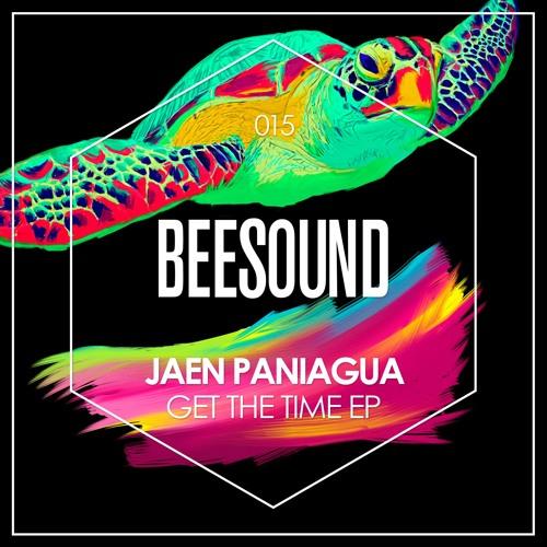 BSND015 - JAEN PANIAGUA - GET THE TIME EP