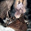 Tá com Cristo, tá favorável.
