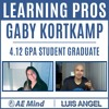 Learn to Get Amazing Grades in School with Gaby   Learning Pros with Luis Angel   aemind