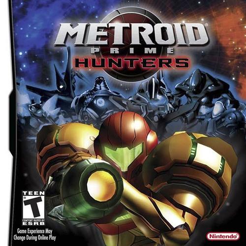 Metroid Prime: Hunters - Unused Menu Theme
