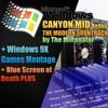 "Old Windows Midi ""CANYON.MID"" TheMiltonator Remake"