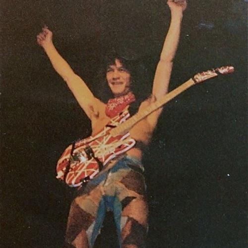 "John Waite & Eddie Van Halen, ""Wild Life,"" Hollywood Palladium, 11/7/84"