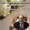 Ten Commandments of Marriage