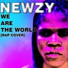 NEWZY - WE ARE WORLD COVER