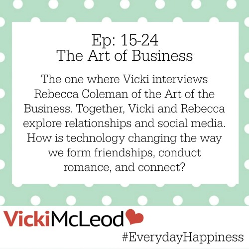 15-24 Everyday Happiness - The Art of Business