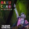 Manu Chao live Rototom Sunsplash Festival - Mi Vida