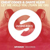 Cheat Codes & Dante Klein - Let Me Hold You (Turn Me On) (IVISIO Edit) **SUPPORTED BY CHEAT CODES**.mp3