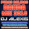 Puras Dolidas Vol.2 ( BANDA MIX 2016 ) - DJ Alexis Portada del disco