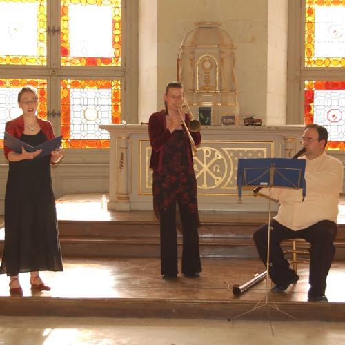 Concert Renaissance, Concert Alta Trois Branles Doubles (Praetorius)