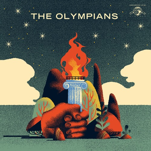 "The Olympians ""Sirens of Jupiter"""