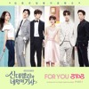 Cinderella with Four Knights (Tagalog) OST Part 1 - For You (Original Ver.) No Rap FILIPINO COVER