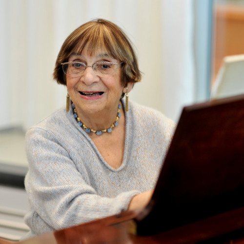 Ursula Mamlok - 2000 Notes: Movement 2