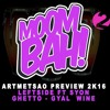 LEFTSIDE FT SYON - GHETTO - GYAL - WINE - ARTMETSAO - 2016