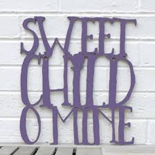 sweet child o mine