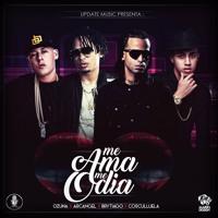 Cover mp3 Ozuna, Cosculluela, Brytiago, Arcangel - Me Ama, M