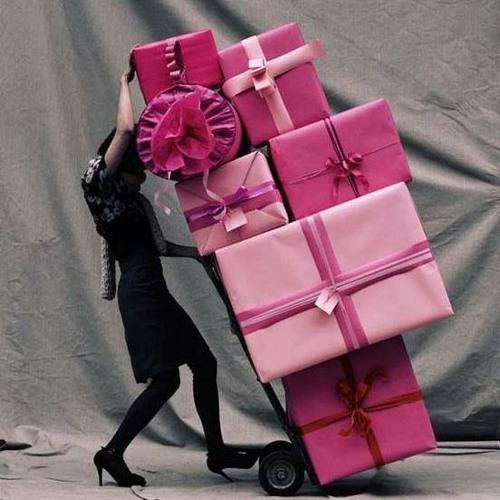 Дама сдавала в багаж