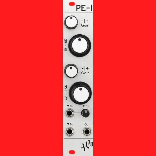 ALM-016 'PE-1' Parametric EQ