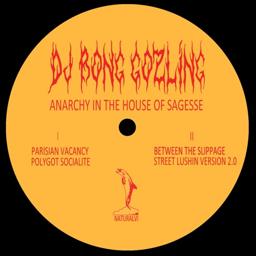 DJ Bong Gozling 'Anarchy in the House of Sagesse' [Natural006] *SNIPPETS*