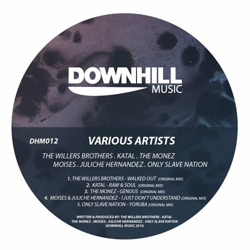 Only Slave Nation - Yoruba (Original Mix) by Downhill Music