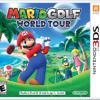 Bowser's Castle - Mario Golf: World Tour